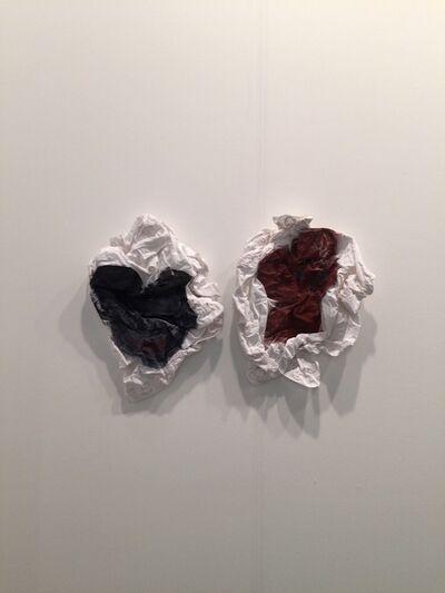Amina Benbouchta, 'Elle et Lui', 2015