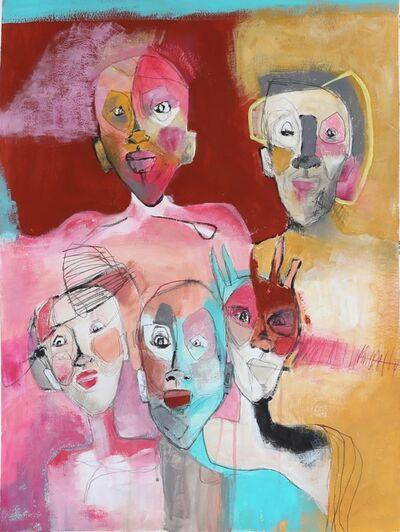 Vikki Drummond, 'FANTASTIQUE', 2018