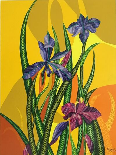 Angee Ferrin, 'Orchids', 2016