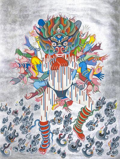 Tsherin Sherpa, 'Dancing Yama', 2019