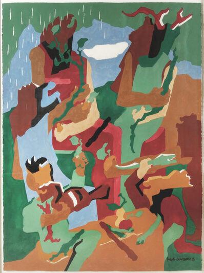 Jacob Lawrence, 'CELEBRATION OF HERITAGE', 1991