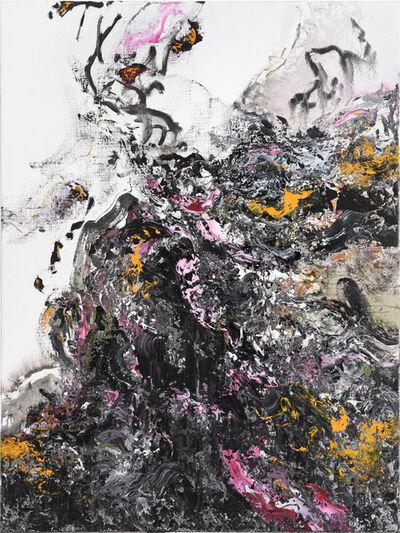 Maggi Hambling, 'Covid Spring', 2020