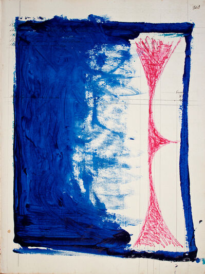 Marcello Mariani, 'Evocazione dell'Angelo n.2', 1990-1995