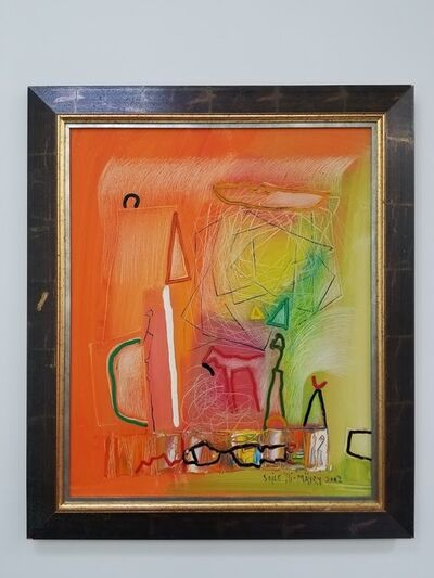 Soile Yli-Mäyry, 'Burning Heart', 2002
