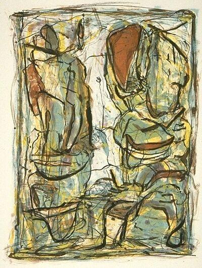 Bryan Hunt, 'Sedona Precipice', 1992