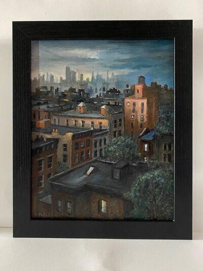 Carole Teller, 'City Night Scene', 2020
