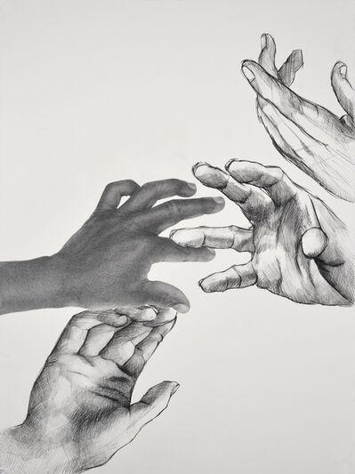 Karl Haendel, 'Fingers 3', 2016