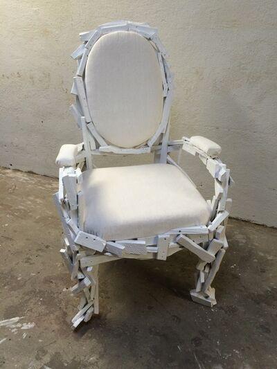 Joy van Erven, 'Chair from Trash Series', 2015