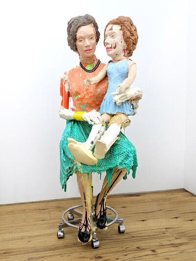 Folkert de Jong, 'The Ventriloquist', 2019