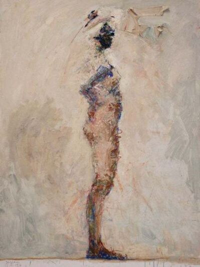 John Goodman, 'Figure No. 14  2016 / figurative abstract expressionism ', 2016