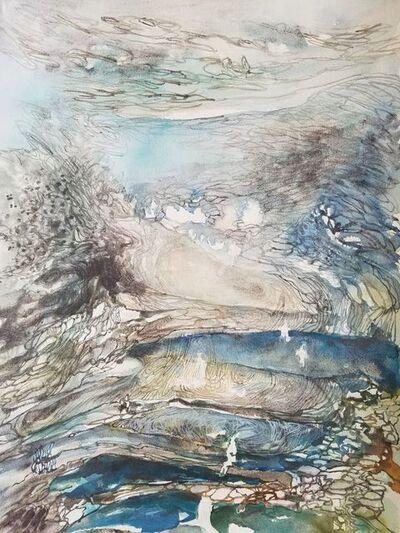 Maja Godlewska, 'Cava Grande 1', 2017