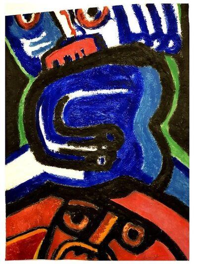 """Bengt Lindström, 'Original Etching """"Seven Deadly Sins II"""" by Bengt Lindström', 1976"""