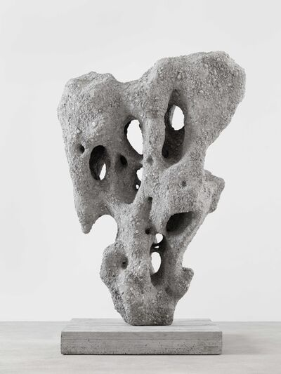 Ugo Rondinone, 'we run through a DESERT on burning feet, all of us are glowing our faces look twisted.', 2008