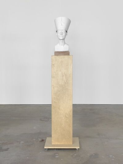 Isa Genzken, 'Nefertiti Sculpture', 2015
