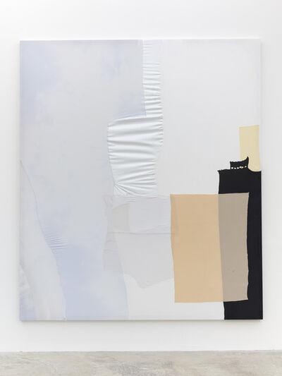 Anna Virnich, 'Untitled #52 (Warm Milky Acid, Silver Slip)', 2018