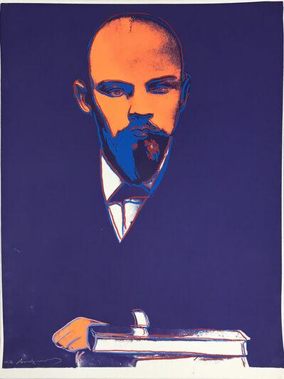 Andy Warhol, 'Lenin IIB.402', 1982