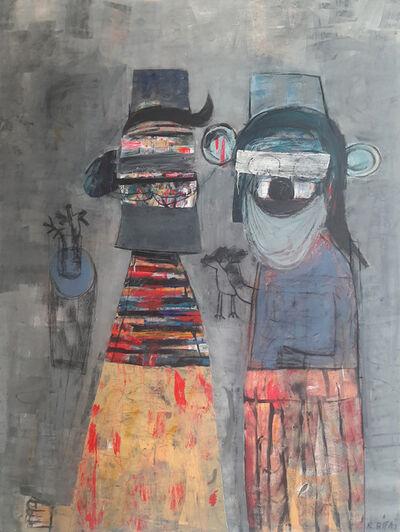 Raouf Rifai, 'Darwich Love', 2015