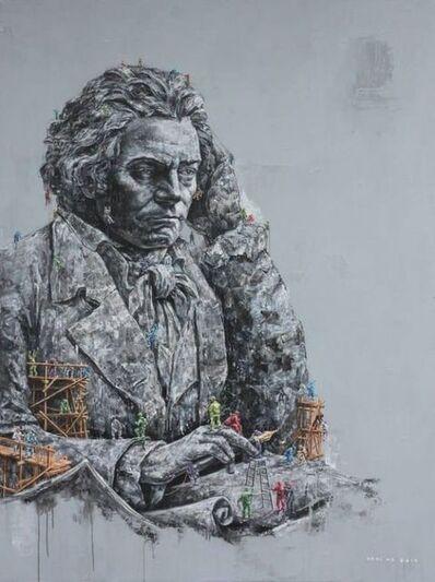 Vani Hidayatur Rahman, 'Ode to Ludwig Van Beethoven', 2011