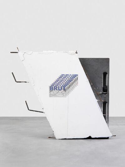 Matias Faldbakken, 'Rhombus Screen (BRUT)', 2016