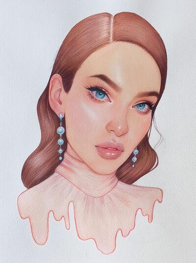 Amy Kour, 'Turquoise', 2019