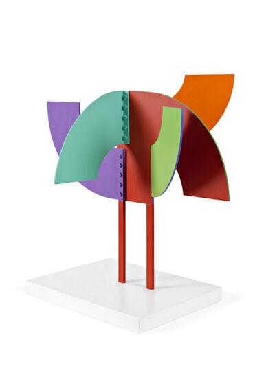 Gloria Garfinkel, '5 Arcs', 2008