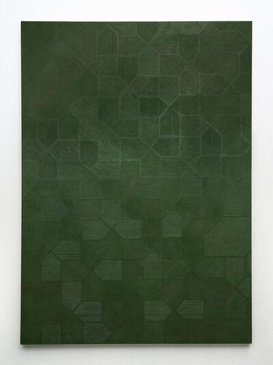 Naufus Ramírez-Figueroa, 'Scales, Variation #4, Nephrit Jade', 2018