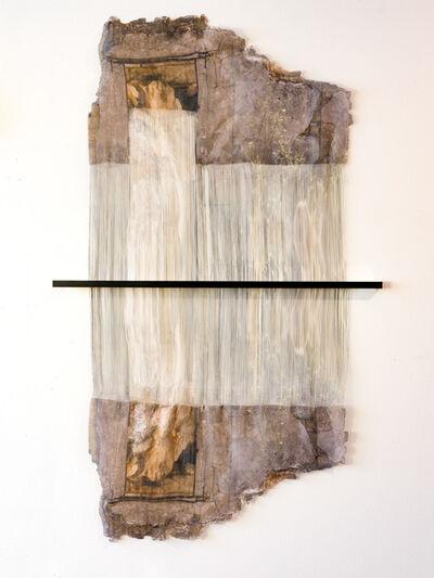 Leyla Cárdenas, 'Unweaved Edge', 2018