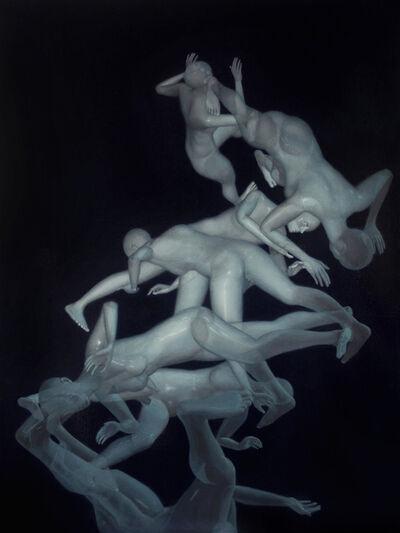 Marcus Callum, 'Seven Rungs on the Ladder of Virtue', 2019