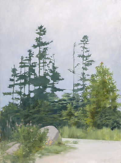 Marilyn Turtz, 'Road to Rebecca's'