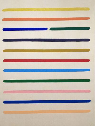 David Matthew King, 'Untitled (A61)', 2019