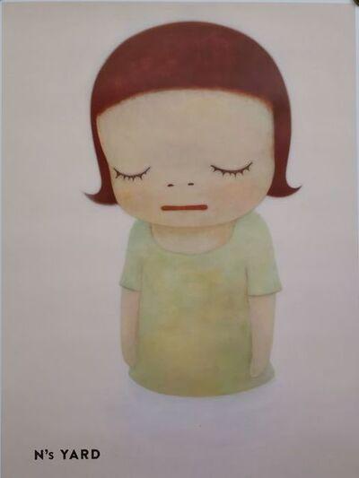 Yoshitomo Nara, 'In the Milky Lake/Thinking One', 2018