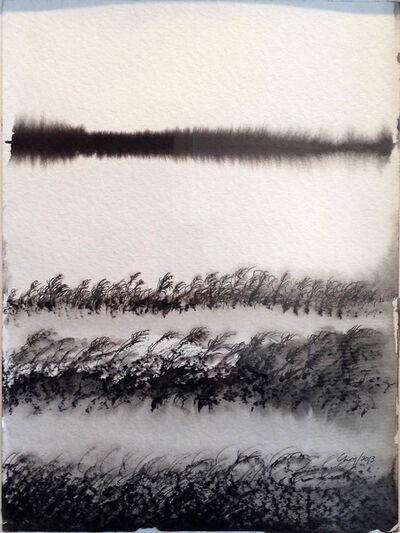 Jose Antonio Choy, 'Hsu, esperar. Ventajoso ser paciente - From the series The Ways of the I Ching', 2013