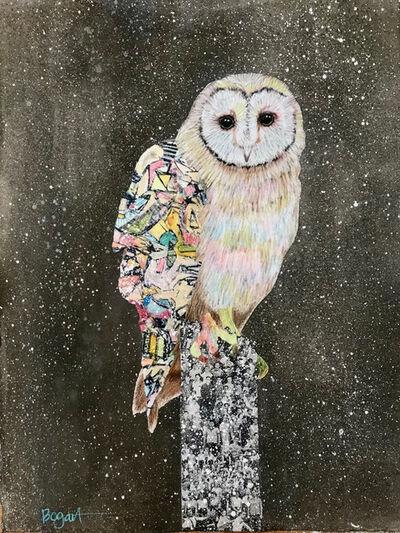 Brenda Bogart, 'Barn Owl #3', 2021
