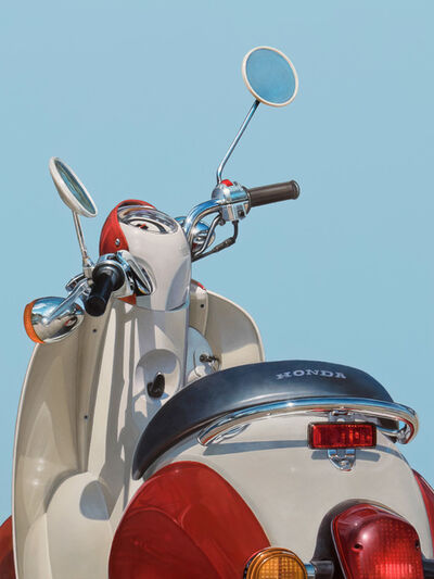 James Neil Hollingsworth, 'Honda Metropolitan', 2015