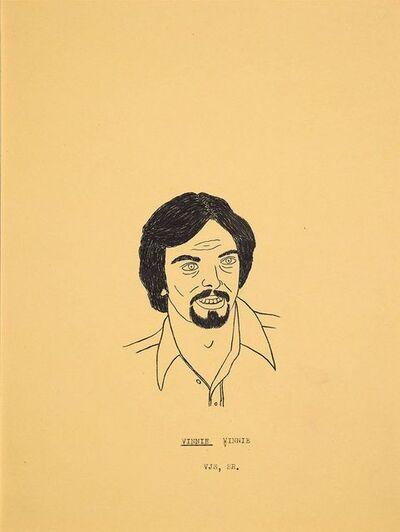 Wes Lang, 'VJS, SR.', 2001