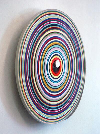 Jürgen Paas, 'Target/Wall II', 2016
