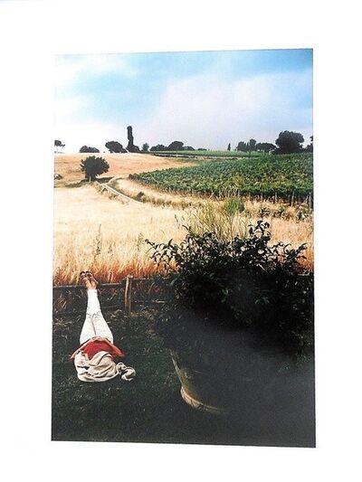 Joel Meyerowitz, 'Tuscany, Sleeping Woman, 1996', 1996