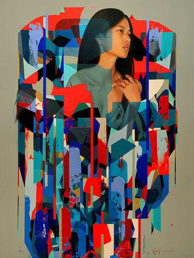"Erik Jones, '""Shields""', 2014"