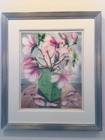 David Blackwood, 'Mel's Vase (Magnolia)', 2016