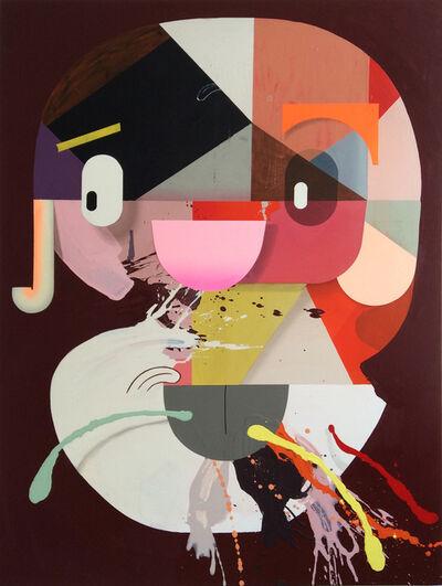 Henriette Grahnert, 'Double Face', 2019