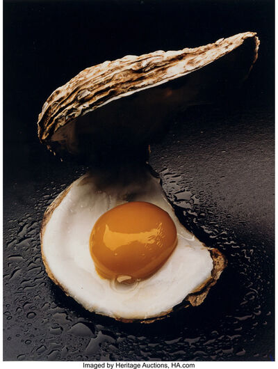 Various Artists (20th century), 'A Group of Three Photographs of Eggs', 1979-80