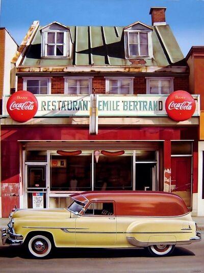 Rudy Sparkuhl, 'Rest. Emile Bertrand'