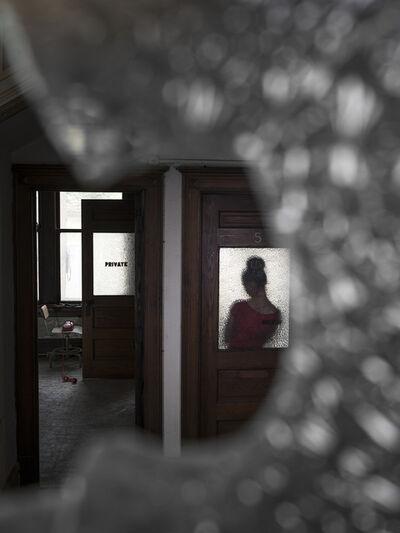 Susan Copich, 'bullet hole', 2019
