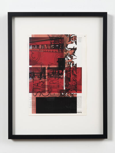 Chris Dorland, 'Untitled (Sun Scraper VI)', 2019