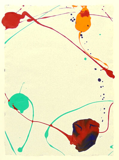 Sam Francis, 'Untitled SF87-071 (Acrylic)', 1987