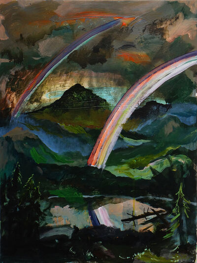 Johnny Defeo, 'Buffalo Creek Double Rainbow', 2019
