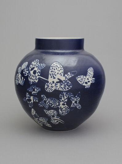 Shio Kusaka, '(flower 1)', 2014