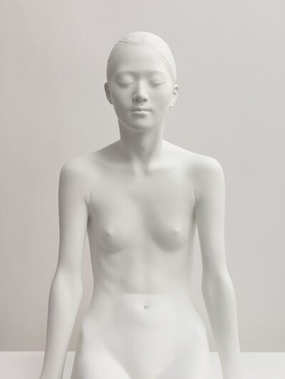 Don Brown, 'Yoko X. Sitting', 2015