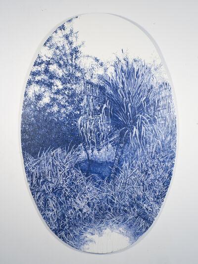 Renata Fernandez, 'Blue No. 3', 2015