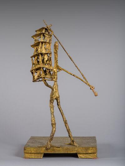 Germaine Richier, 'Don Quichotte à l'aile de Moulin', 1949